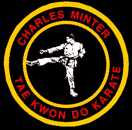 Charles Minter Tae Kwon Do Karate Logo